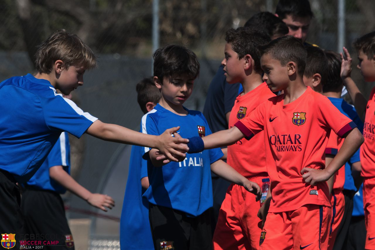 FCB CLINIC A BARCELLONA