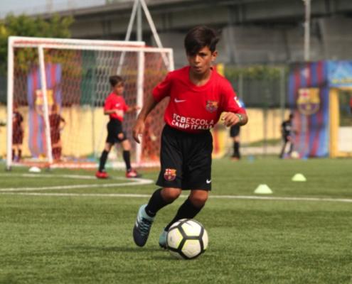 FCB CAMP