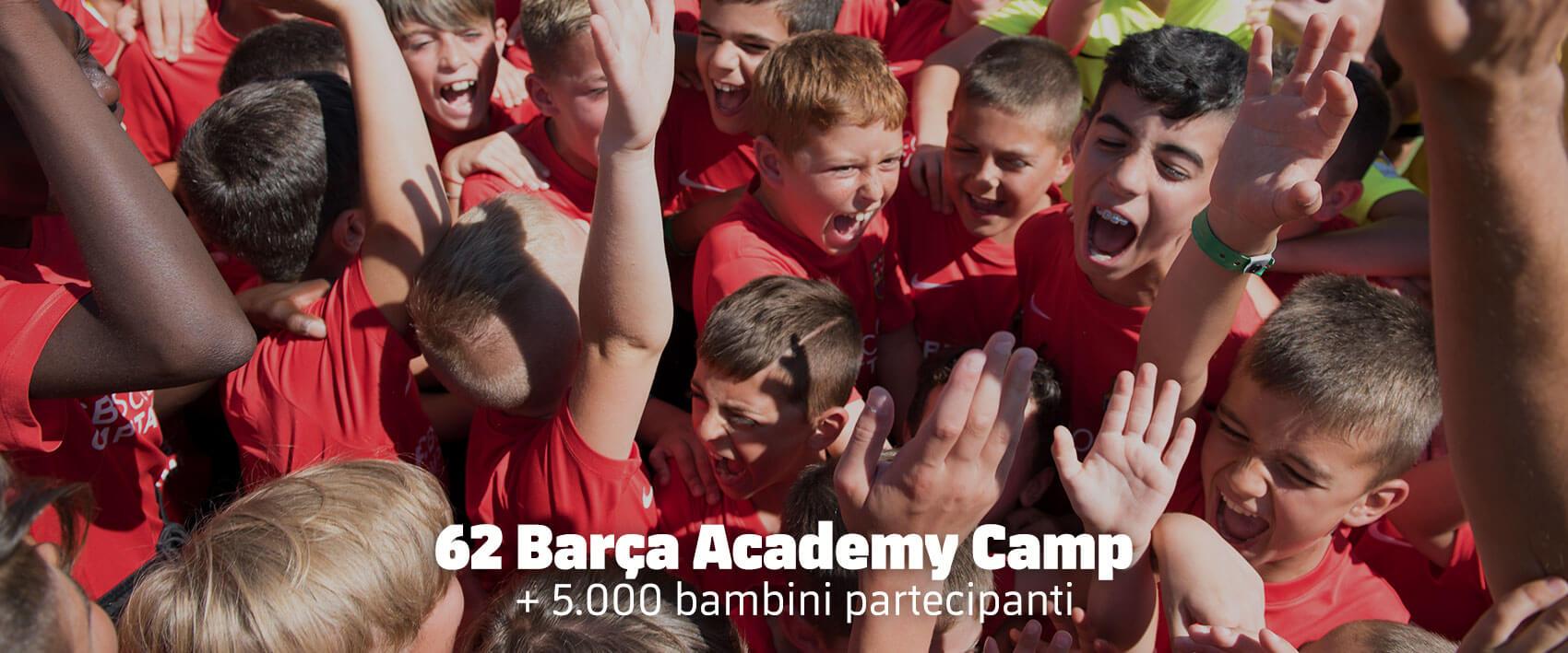 Barca Academy Camp
