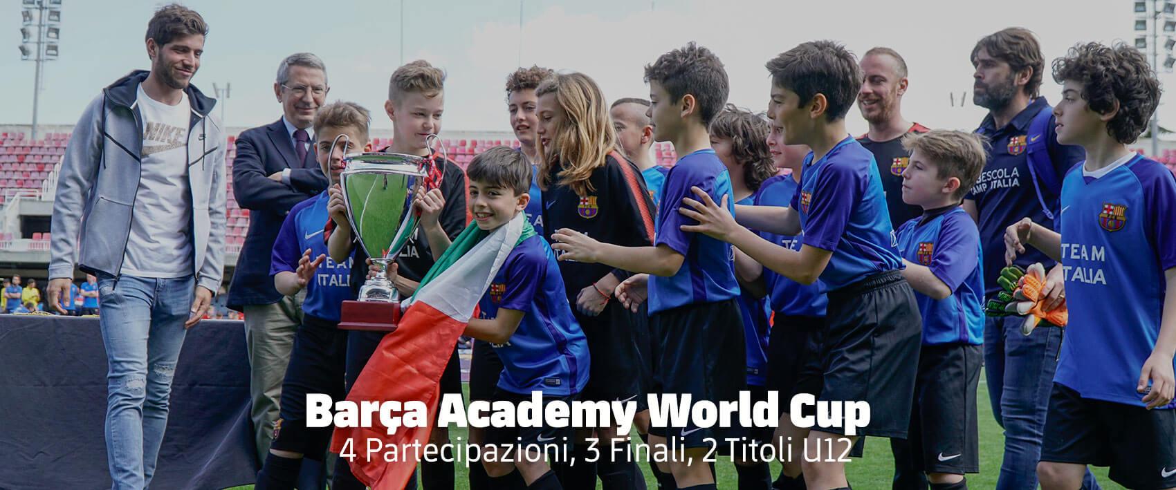 Barca Academy World Cup
